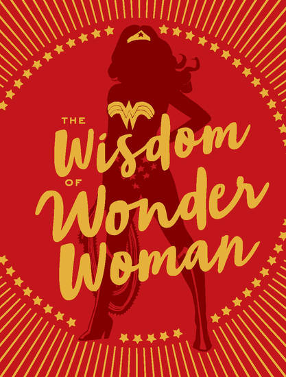 The Wisdom of Wonder Woman - cover