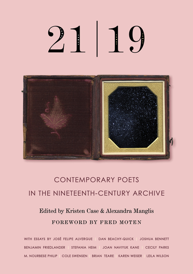 21 | 19 - Contemporary Poets in the Nineteenth-Century Archive - cover