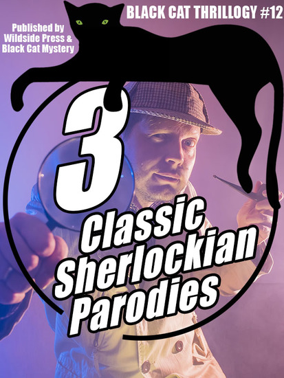 3 Sherlockian Parodies - cover