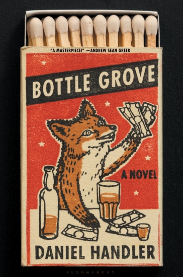 Bottle Grove - A Novel - cover