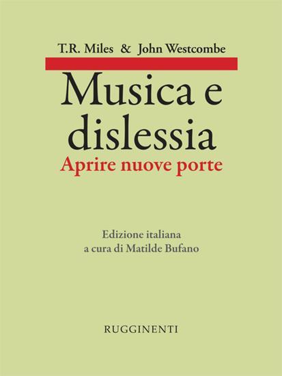 Musica e dislessia - Aprire nuove porte - cover