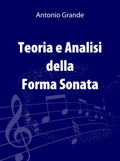 Teoria e Analisi della Forma Sonata - cover