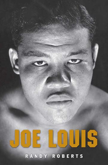 Joe Louis - cover