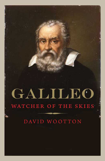Galileo - Watcher of the Skies - cover