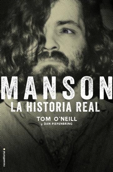 Manson La historia real - cover