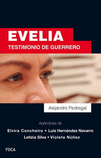 Evelia - Testimonio de Guerrero - cover