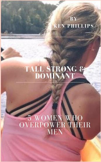 Tall Strong & Dominant - cover