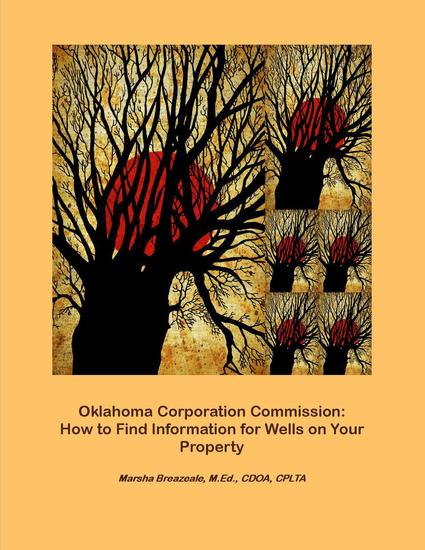 Oklahoma Corporation Commission: How to Find Information for Wells on Your Property - Landowner Internet Tutorials Series I #1 - cover