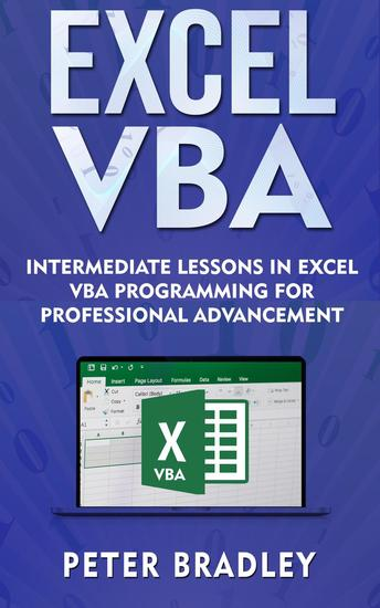 Excel VBA - Intermediate Lessons in Excel VBA Programming for Professional Advancement - 2 - cover
