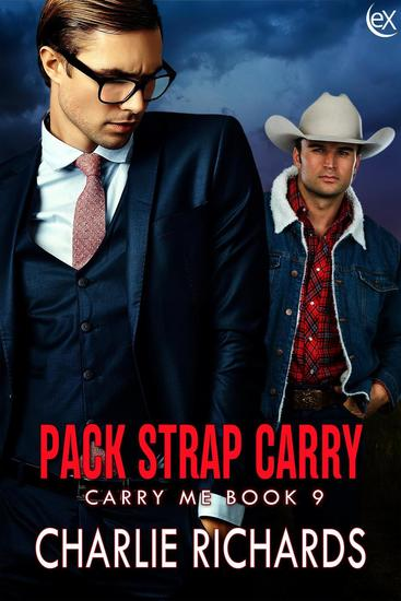 Pack Strap Carry - Carry Me #9 - cover