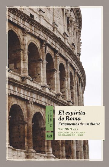 El espíritu de Roma - Fragmentos de un diario - cover