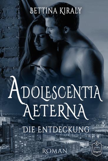 Adolescentia Aeterna - Die Entdeckung - cover