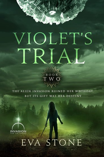 Violet's Trial - cover