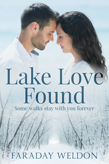 Lake Love Found - A Contemporary Romance Novella - cover