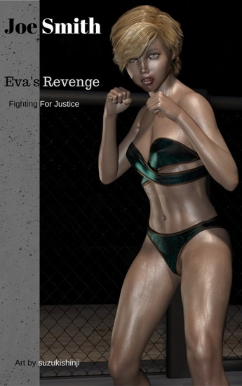 Eva's Revenge - Fighting for Freedom - cover