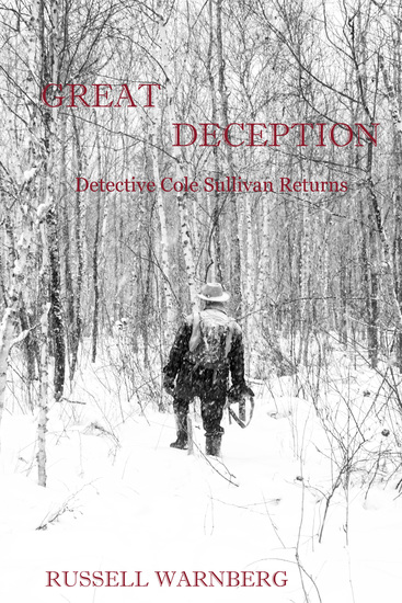 Great Deception - Detective Cole Sullivan Returns - cover