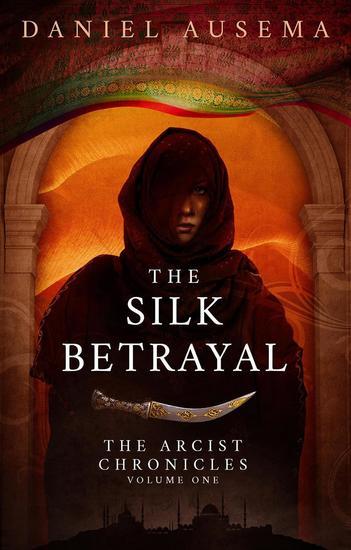 The Silk Betrayal - cover