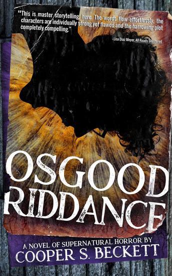 Osgood Riddance: A Spectral Inspector Novel - The Spectral Inspector #2 - cover