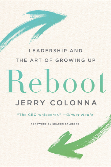 Reboot - Leadership and the Art of Growing Up - cover