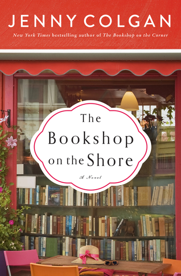 The Bookshop on the Shore - A Novel - cover