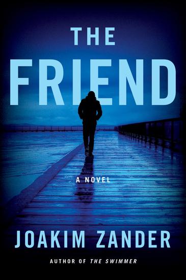 The Friend - A Novel - cover