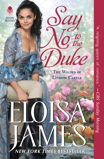 Say No to the Duke - The Wildes of Lindow Castle - cover