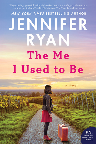 The Me I Used to Be - A Novel - cover