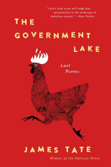 The Government Lake - Last Poems - cover