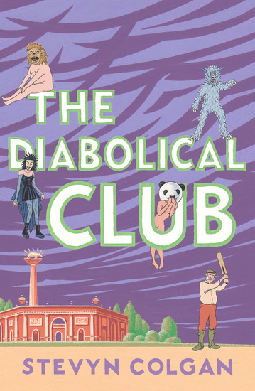 The Diabolical Club - cover