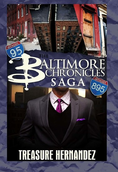 The Baltimore Chronicles Saga - cover