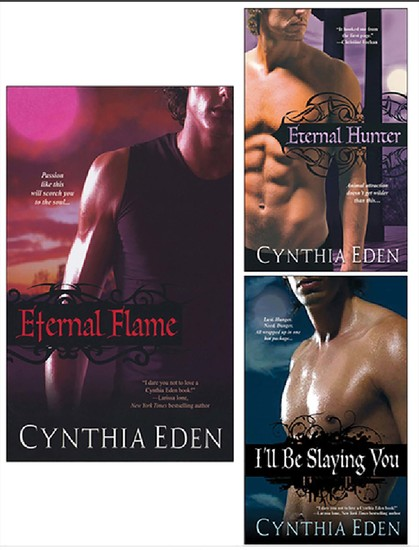 Eternal Flame Bundle with Eternal Hunter & I'll Be Slaying You - cover