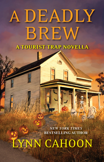 A Deadly Brew - cover