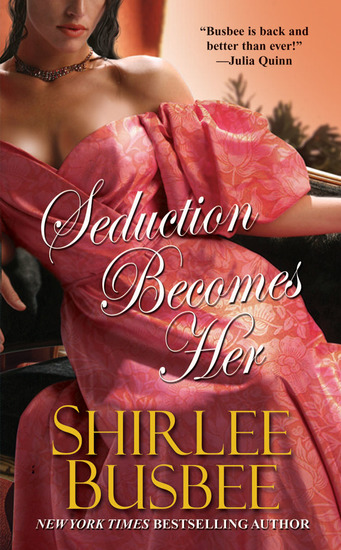 Seduction Becomes Her - cover