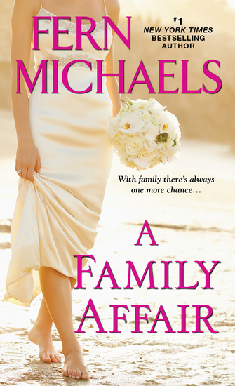 A Family Affair - cover