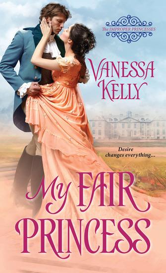 My Fair Princess - cover