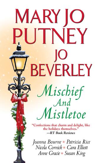 Mischief and Mistletoe - cover