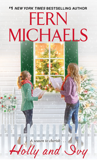 Holly and Ivy - An Uplifting Holiday Novel - cover