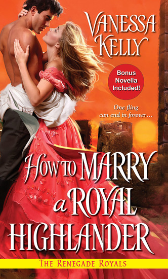 How to Marry a Royal Highlander - cover