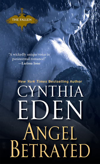 Angel Betrayed - cover