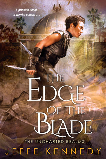 The Edge of the Blade - cover