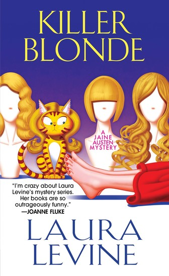 Killer Blonde - cover