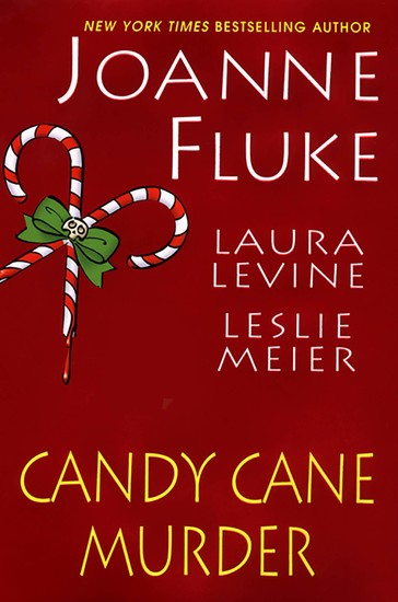 Candy Cane Murder - cover