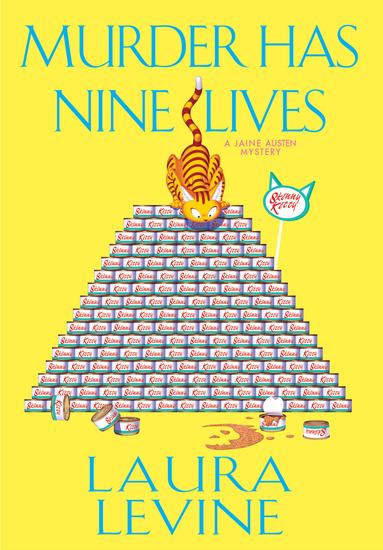Murder Has Nine Lives - cover