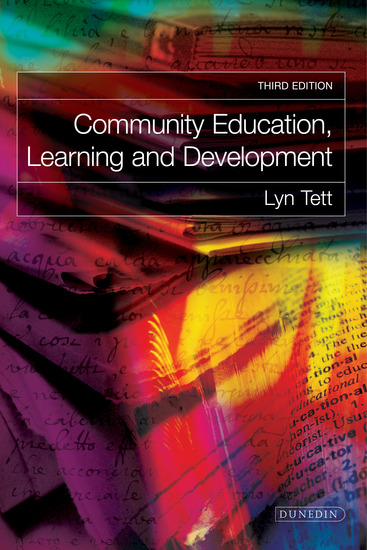 Community Education Learning and Development - cover