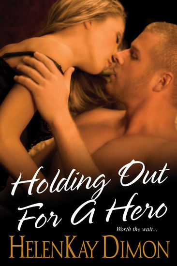 Holding Out For A Hero - cover