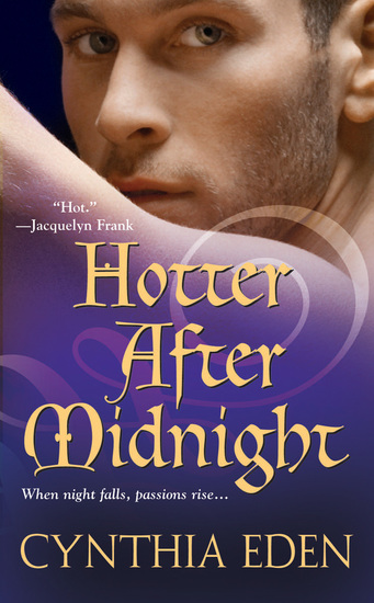 Hotter After Midnight - cover