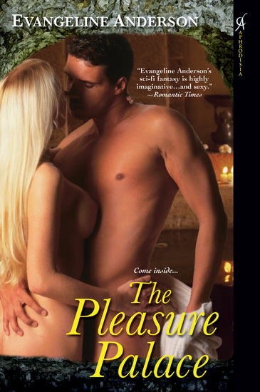 The Pleasure Palace - cover