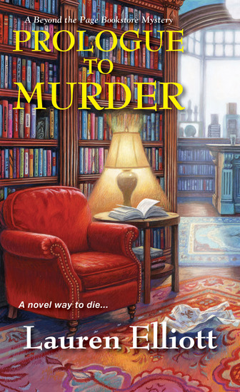 Prologue to Murder - cover