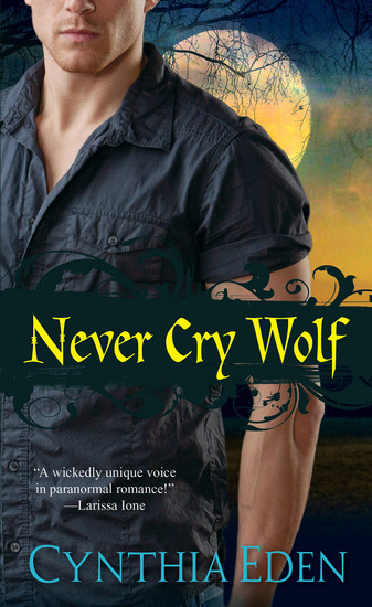 Never Cry Wolf - cover