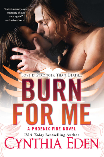 Burn for Me - cover